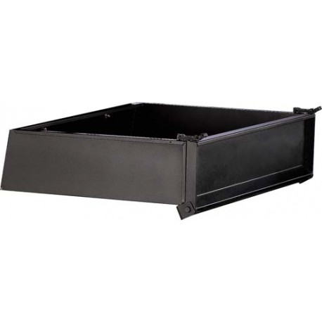 Universal Black Steel Cargo Box